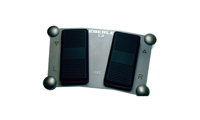 Wireless Foot pedal incl. Receiver for Eberle C2 shaver system