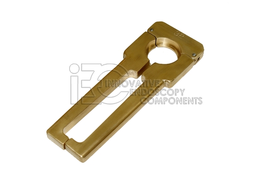 Eyepiece opening tool, solid brass for Rigid Endoscope Repair