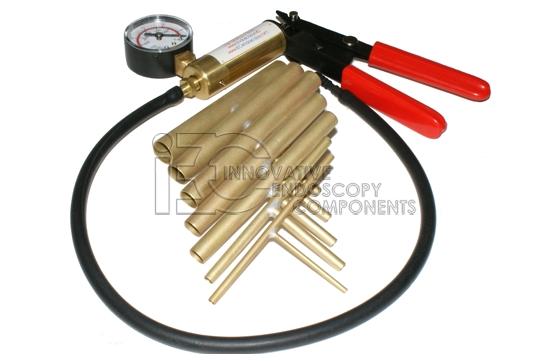 Bending Rubber Tool Kit with Vacuum Pump