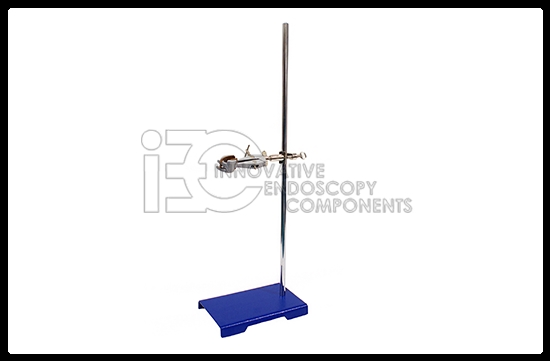 Table top stand and holder tool for MiniFlex Endoscopes/Inspection Endoscopes