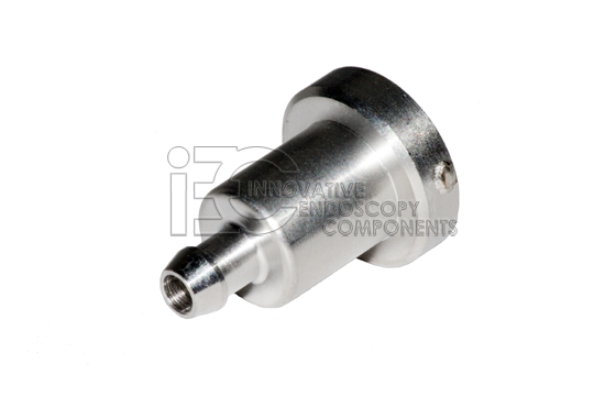 Fujinon® Compatible Connector for Leak Tester Stainless Steel
