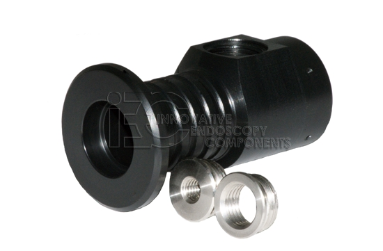 CYF-connector incl. 2 Stainless inserts