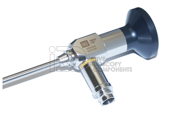 Arthroscope, 70 degree, Autoclavable Ø 2.7mm, L=187.5mm, Compat: Storz®