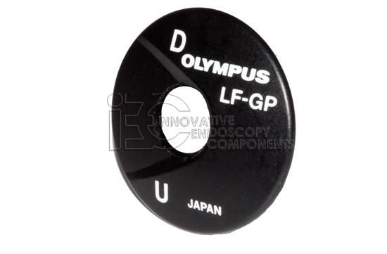 Olympus® LF-GP Pre-Owned OEM Sidecover w/markings