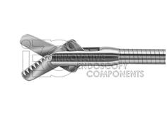 Double Action Scissors 1.6mm, L=40cm