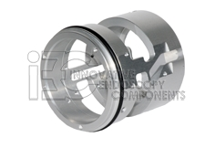 EL-Connector Inner Frame, 140-Series 2-Parts, incl. O-Ring