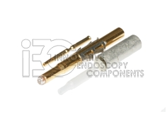 Connector/Burndy pin (set) 5 sets minimum order