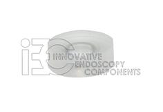 Sapphire/negative CCD Cover Lens 2.88 x 1.00 r=0.99