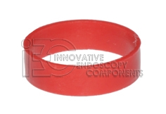 Red Color Ring for Light post i.d= 10, h=2.96, th=0.52