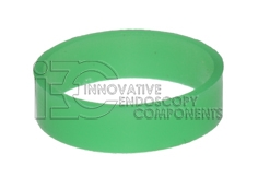 Green Color Ring for Light post i.d= 10, h=2.96, th=0.52