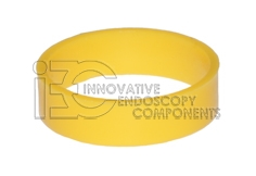 Yellow Color Ring for Light post i.d= 10, h=2.96, th=0.52