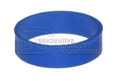 Blue Color Ring for Light post i.d= 10, h=2.96, th=0.52