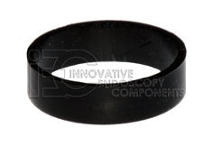 Black Color Ring for Light post i.d= 10, h=2.96, th=0.52