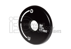 Olympus® BF-1T160 Pre-Owned OEM Sidecover w/markings