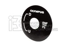 Olympus® ENF-P3 Pre-Owned OEM Sidecover w/markings