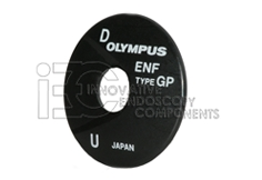 Olympus® ENF-GP Pre-Owned OEM Sidecover w/markings