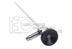 Mini Arthroscope, 15°, Fix-Focus, Soakable Ø 1.7mm, L=58mm, Compat: Storz®
