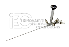 12 degree Fr., Tilted/angled Eyepiece (Bichler®) Autoclavable Ø Fr. 8.0/9.8 WL=430mm